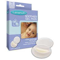 Lansinoh Soothies Gel Pads-2/Box