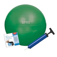 SPRI SB Xercise Stability Ball Training Kits